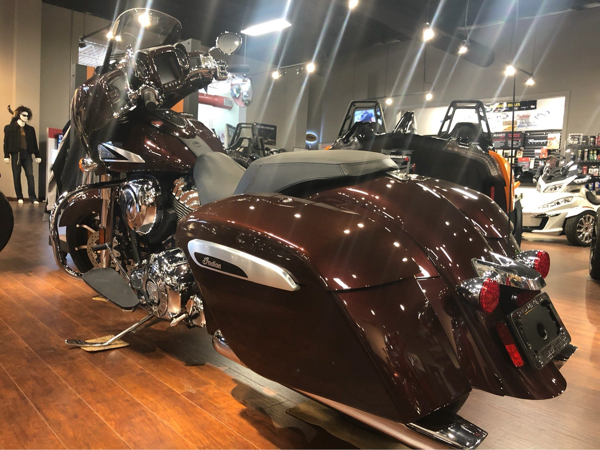 2019 Indian Chieftain® Limited ABS in Chesapeake, Virginia - Photo 6