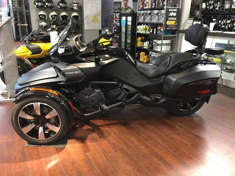 2017 Can-Am Spyder F3-T SE6 in Chesapeake, Virginia