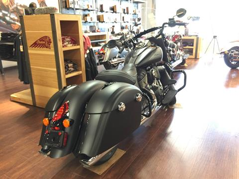 2018 Indian Springfield™ Dark Horse in Chesapeake, Virginia