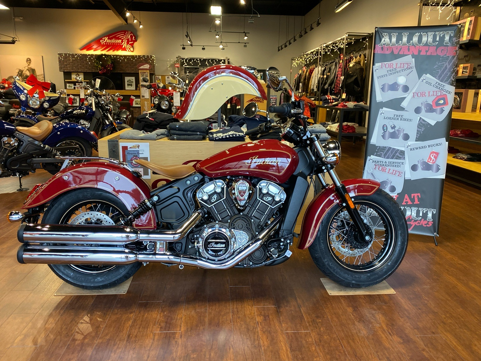 2020 Indian Scout® 100th Anniversary in Chesapeake, Virginia - Photo 1