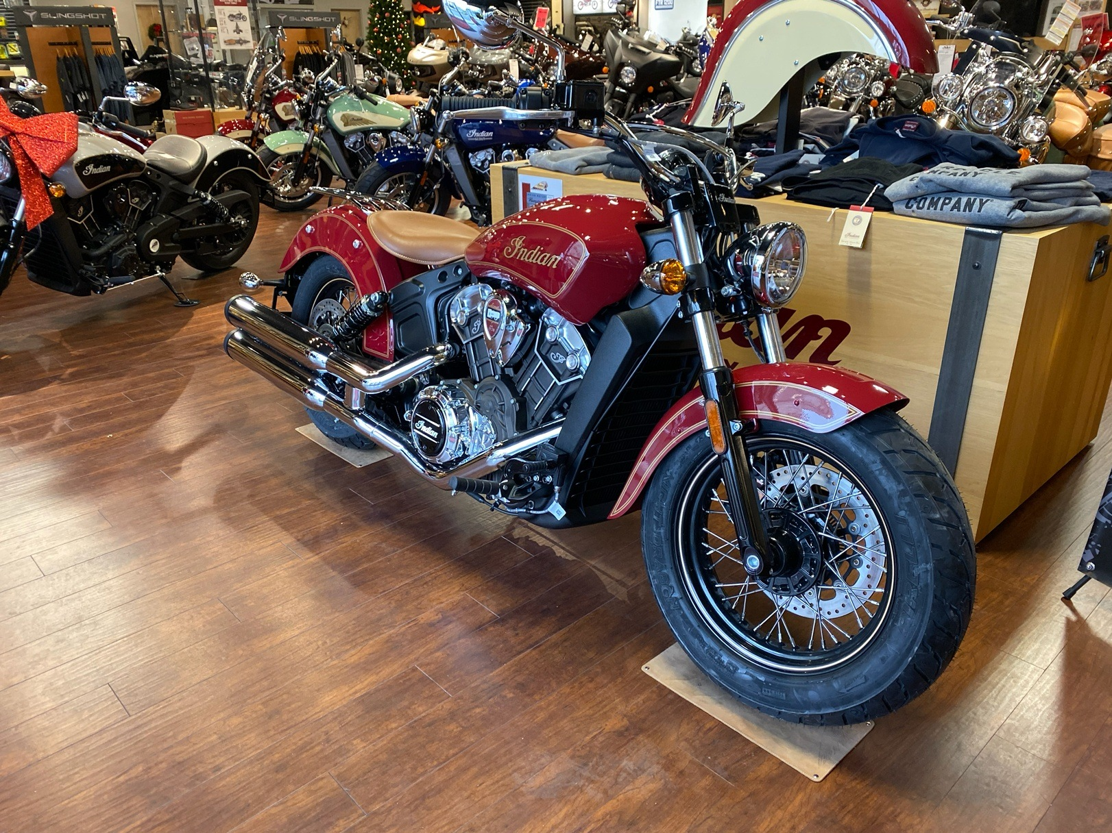 2020 Indian Scout® 100th Anniversary in Chesapeake, Virginia - Photo 2