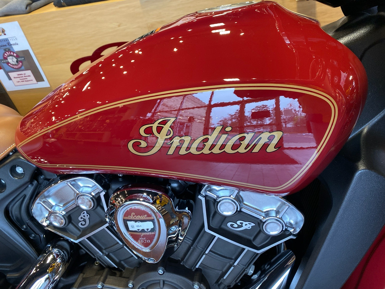 2020 Indian Scout® 100th Anniversary in Chesapeake, Virginia - Photo 5