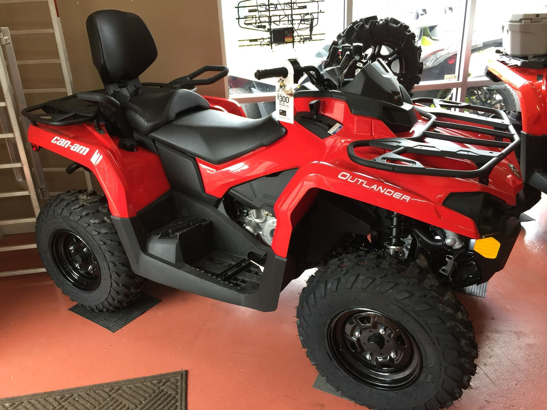 2019 Can-Am Outlander MAX 450 in Chesapeake, Virginia