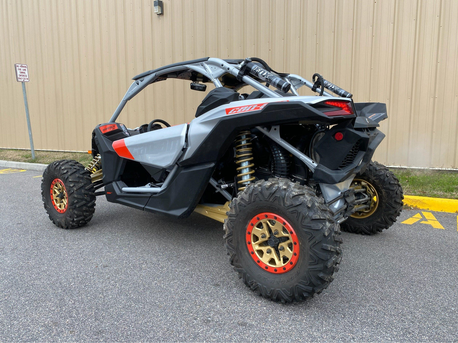 2019 Can-Am Maverick X3 X rs Turbo R in Chesapeake, Virginia - Photo 3
