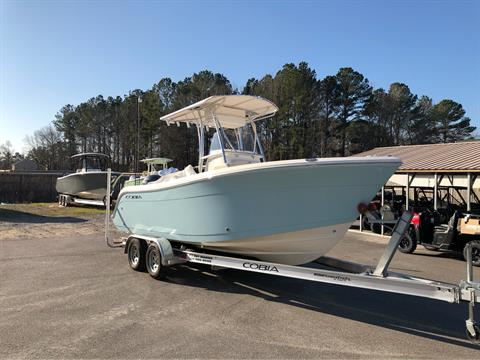 2019 Cobia 220 Center Console in Chesapeake, Virginia - Photo 1