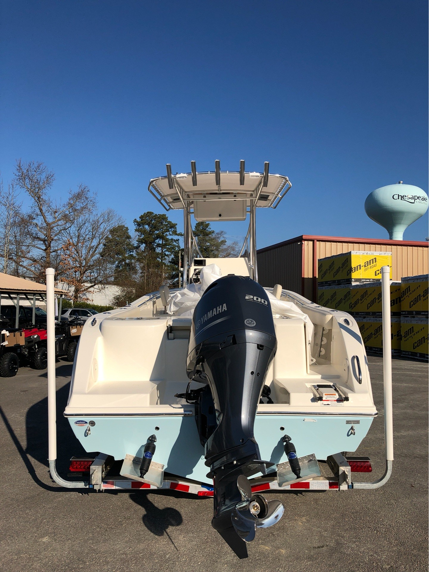 2019 Cobia 220 Center Console in Chesapeake, Virginia - Photo 3