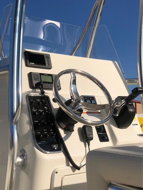 2019 Cobia 220 Center Console in Chesapeake, Virginia - Photo 5