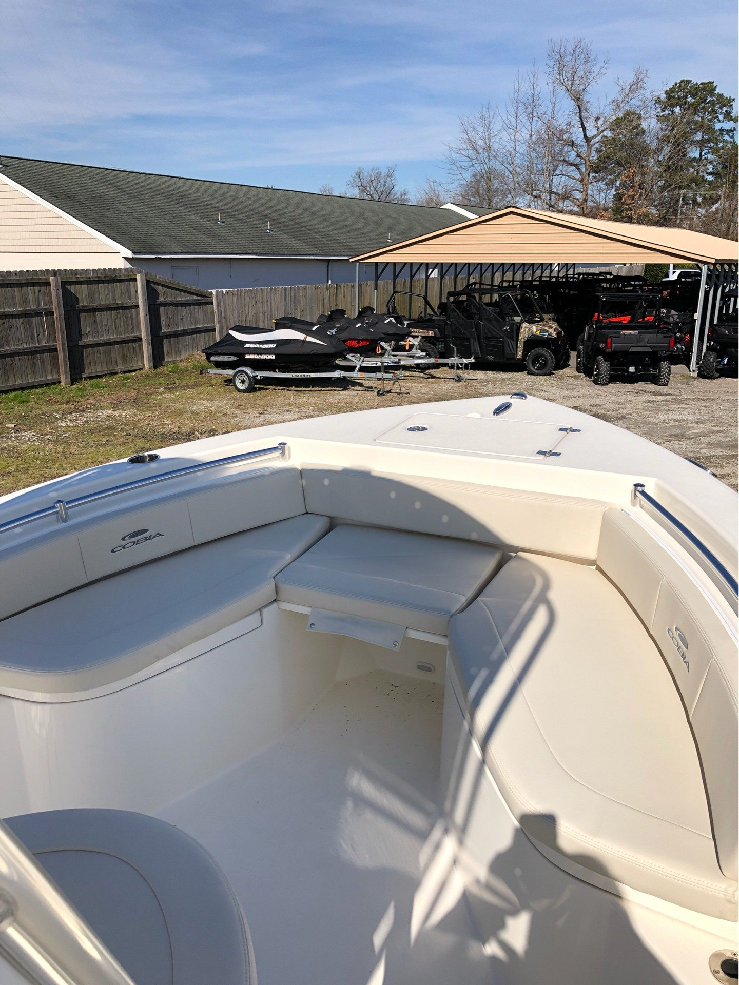 2019 Cobia 220 Center Console in Chesapeake, Virginia - Photo 9
