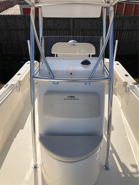 2019 Cobia 220 Center Console in Chesapeake, Virginia - Photo 11