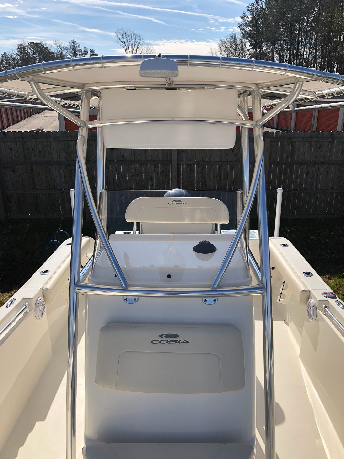 2019 Cobia 220 Center Console in Chesapeake, Virginia - Photo 12