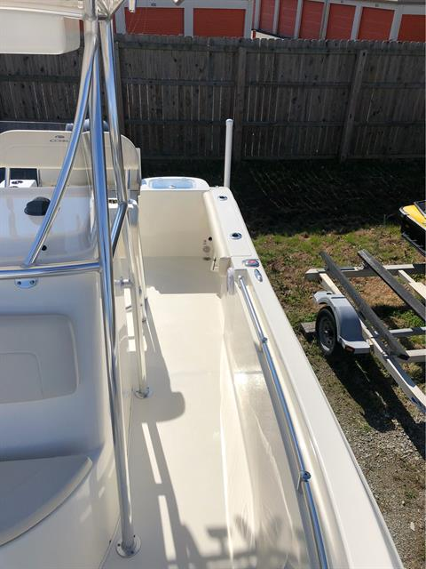 2019 Cobia 220 Center Console in Chesapeake, Virginia - Photo 13