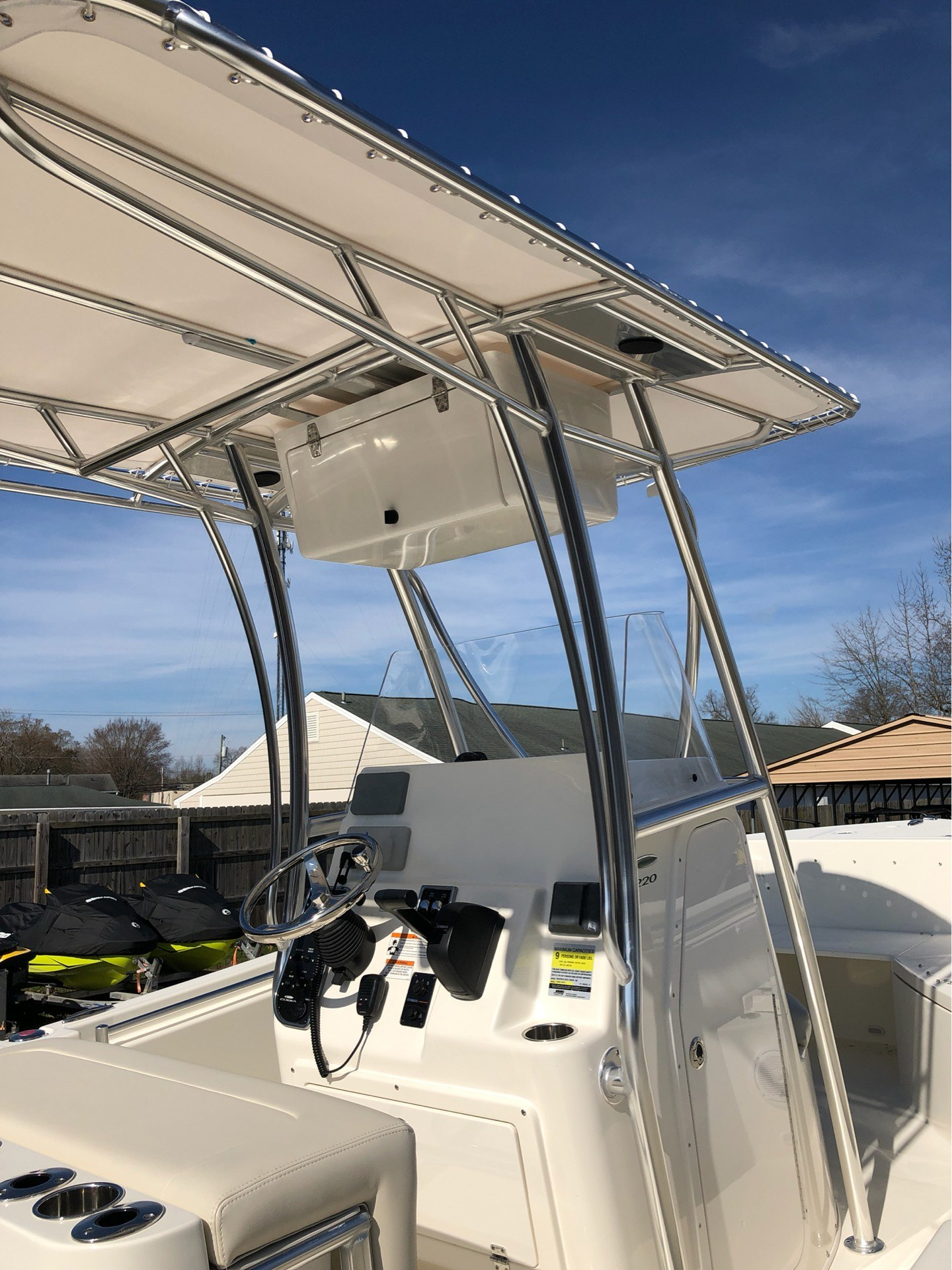 2019 Cobia 220 Center Console in Chesapeake, Virginia - Photo 18