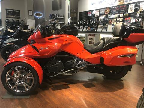 2020 Can-Am Spyder F3 Limited in Chesapeake, Virginia - Photo 1