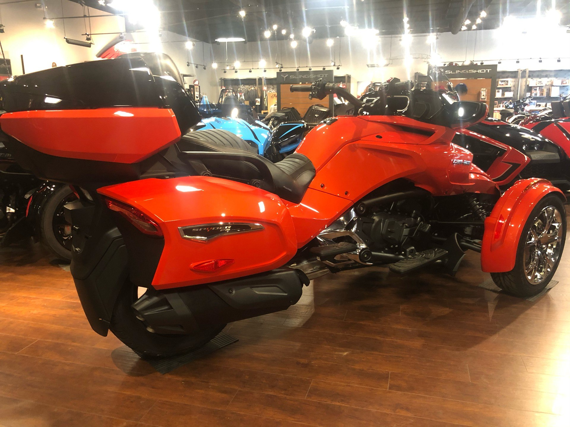 2020 Can-Am Spyder F3 Limited in Chesapeake, Virginia - Photo 5