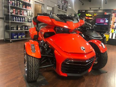 2020 Can-Am Spyder F3 Limited in Chesapeake, Virginia - Photo 7