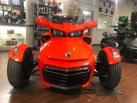 2020 Can-Am Spyder F3 Limited in Chesapeake, Virginia - Photo 8