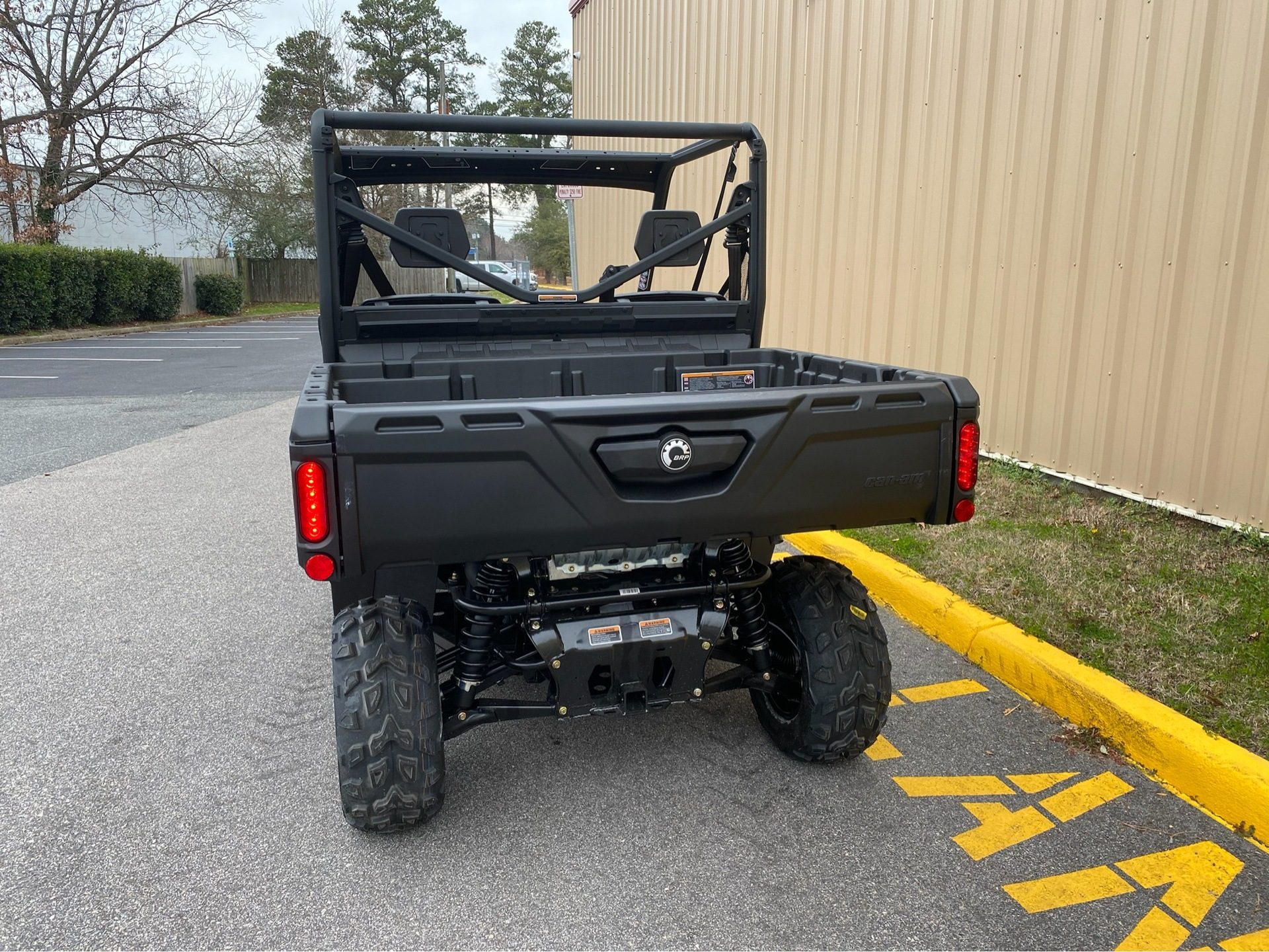 2019 Can-Am Defender DPS HD5 in Chesapeake, Virginia - Photo 5