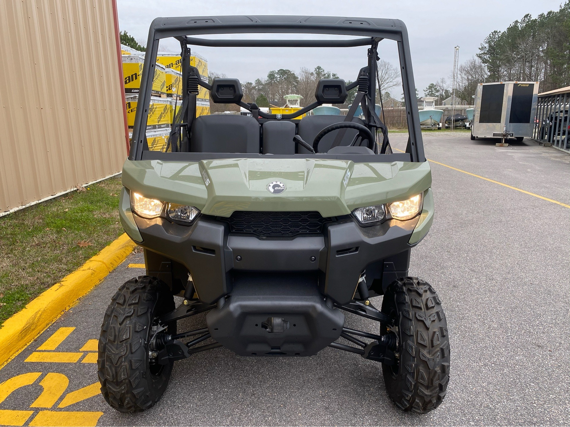 2019 Can-Am Defender DPS HD5 in Chesapeake, Virginia - Photo 3
