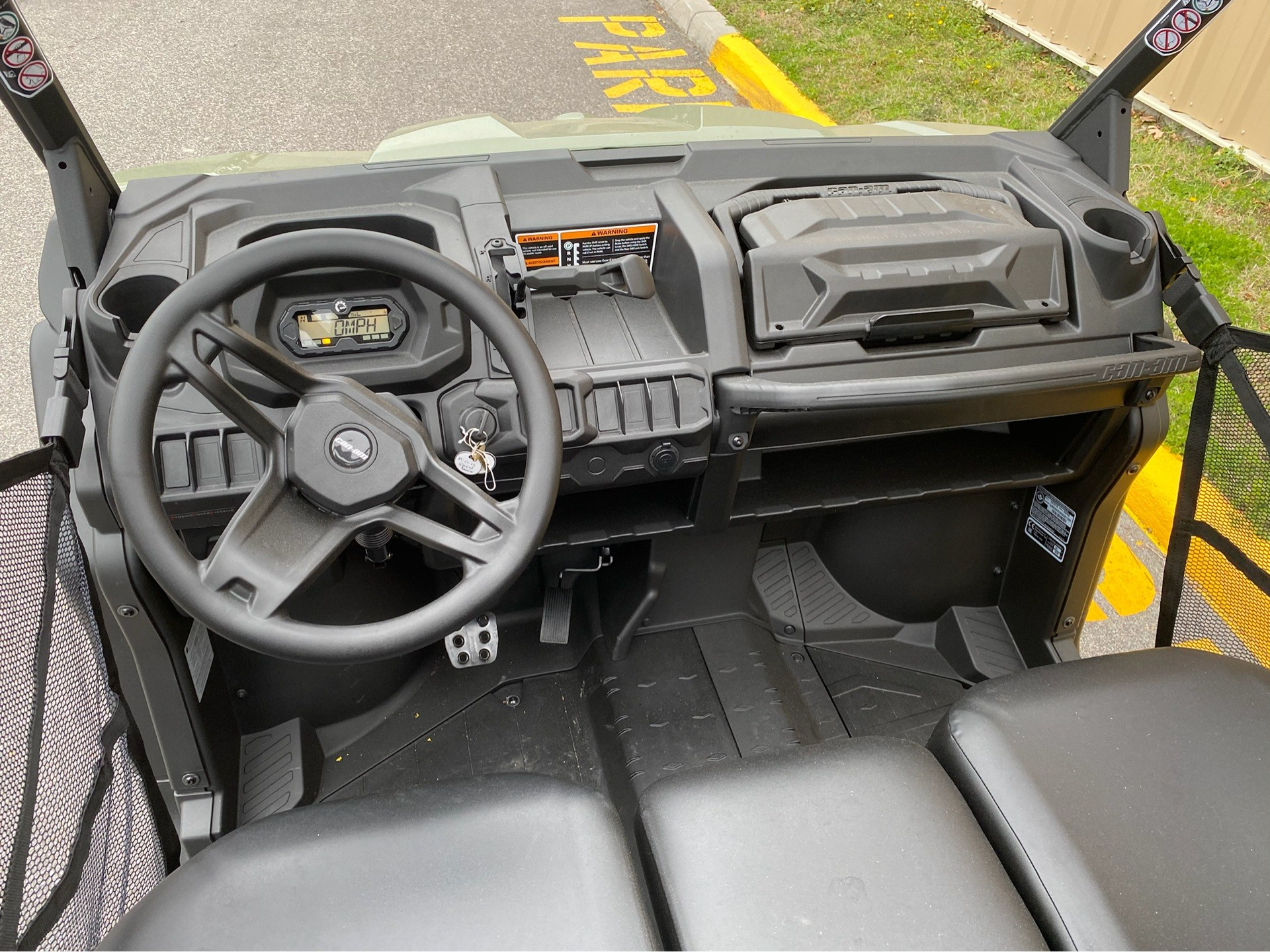 2019 Can-Am Defender DPS HD5 in Chesapeake, Virginia - Photo 6