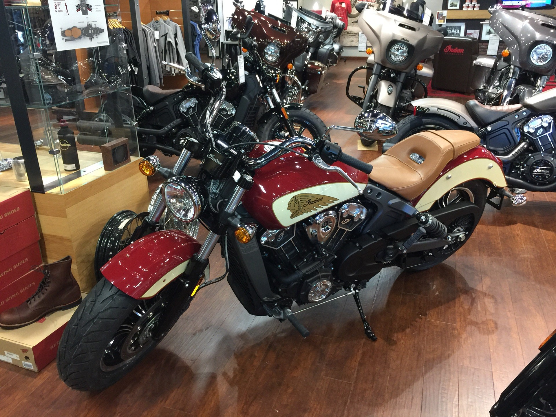 2020 Indian Scout® ABS in Chesapeake, Virginia - Photo 4