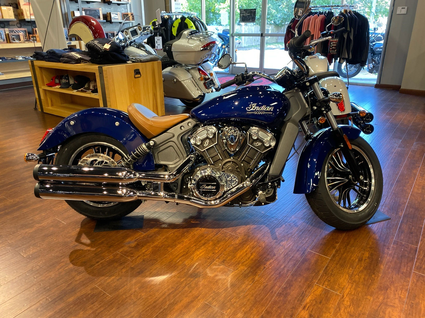 2019 Indian Scout® ABS in Chesapeake, Virginia - Photo 1