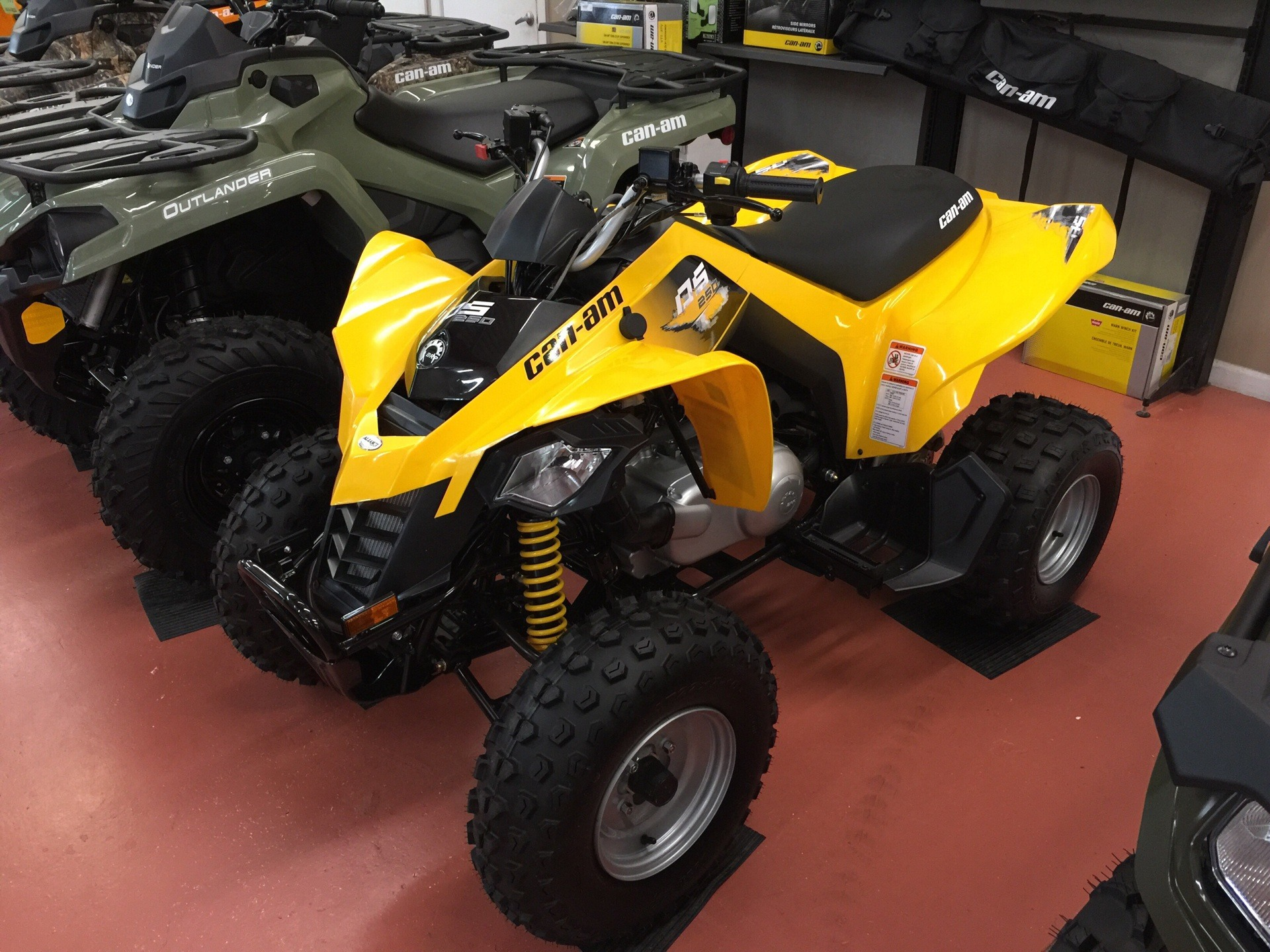 2019 Can-Am DS 250 in Chesapeake, Virginia - Photo 1
