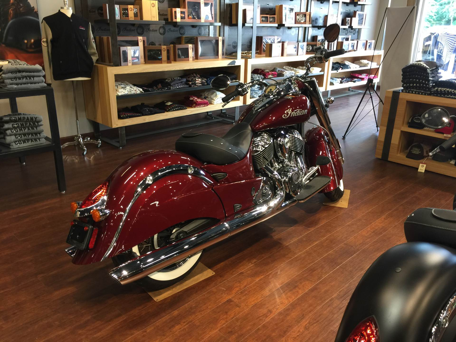 2018 Indian Chief® Classic ABS in Chesapeake, Virginia