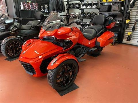 2021 Can-Am Spyder F3 Limited in Chesapeake, Virginia - Photo 1