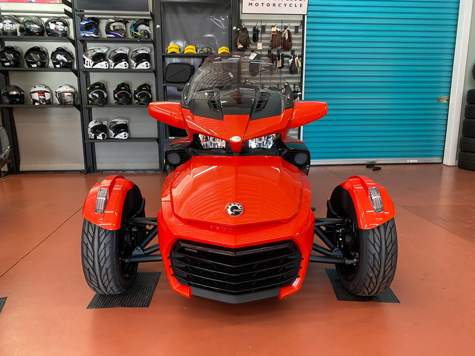 2021 Can-Am Spyder F3 Limited in Chesapeake, Virginia - Photo 6