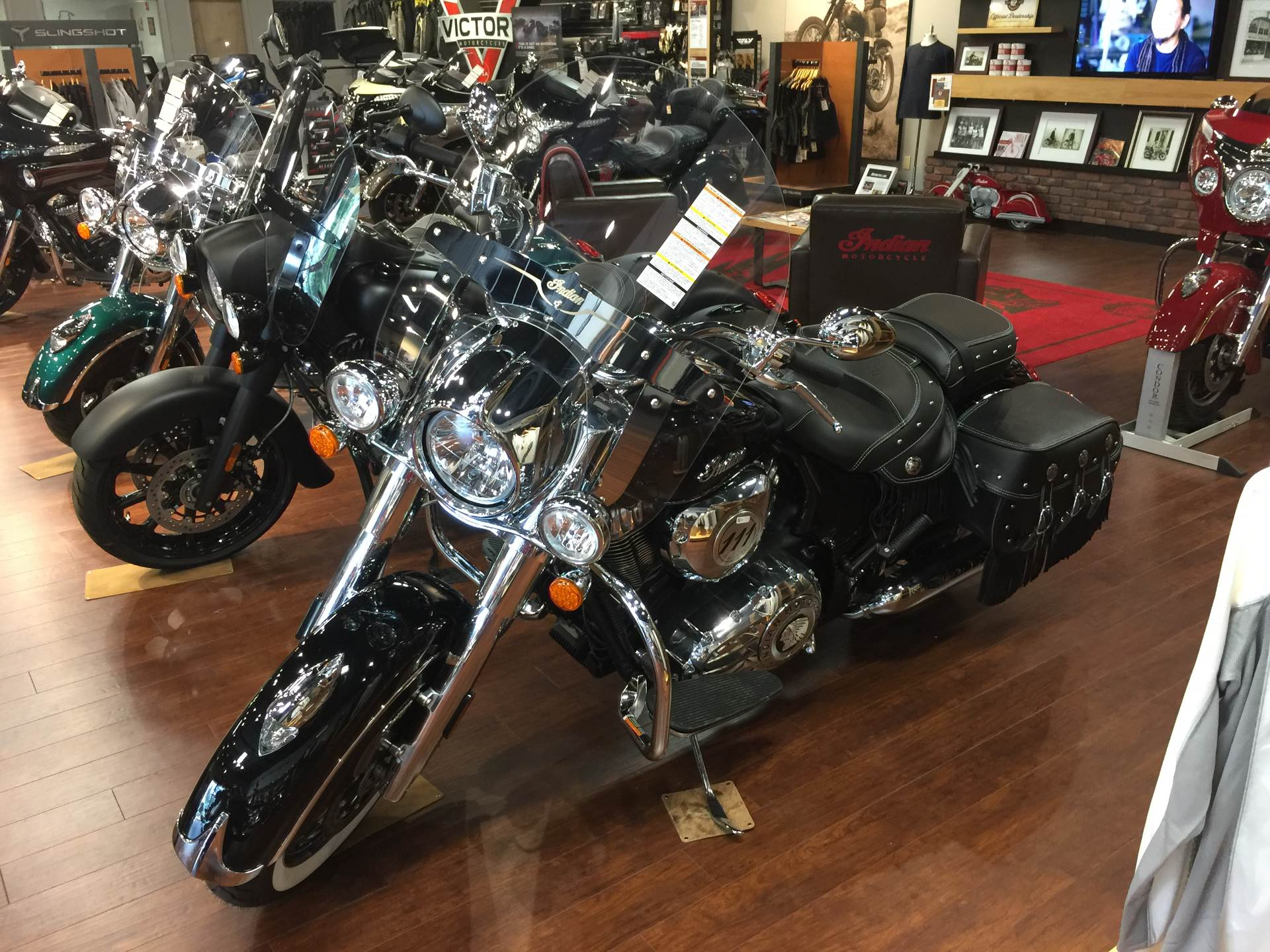 2018 Indian Chief® Vintage ABS in Chesapeake, Virginia