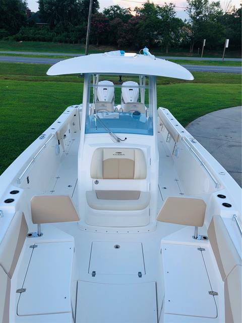 2020 Cobia 320CC in Chesapeake, Virginia - Photo 10