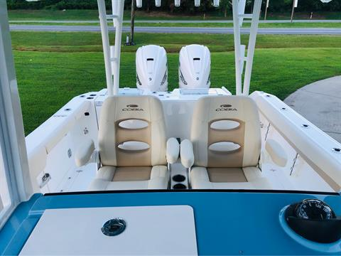 2020 Cobia 320CC in Chesapeake, Virginia - Photo 15
