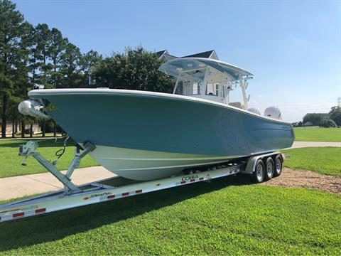 2020 Cobia 320CC in Chesapeake, Virginia - Photo 1