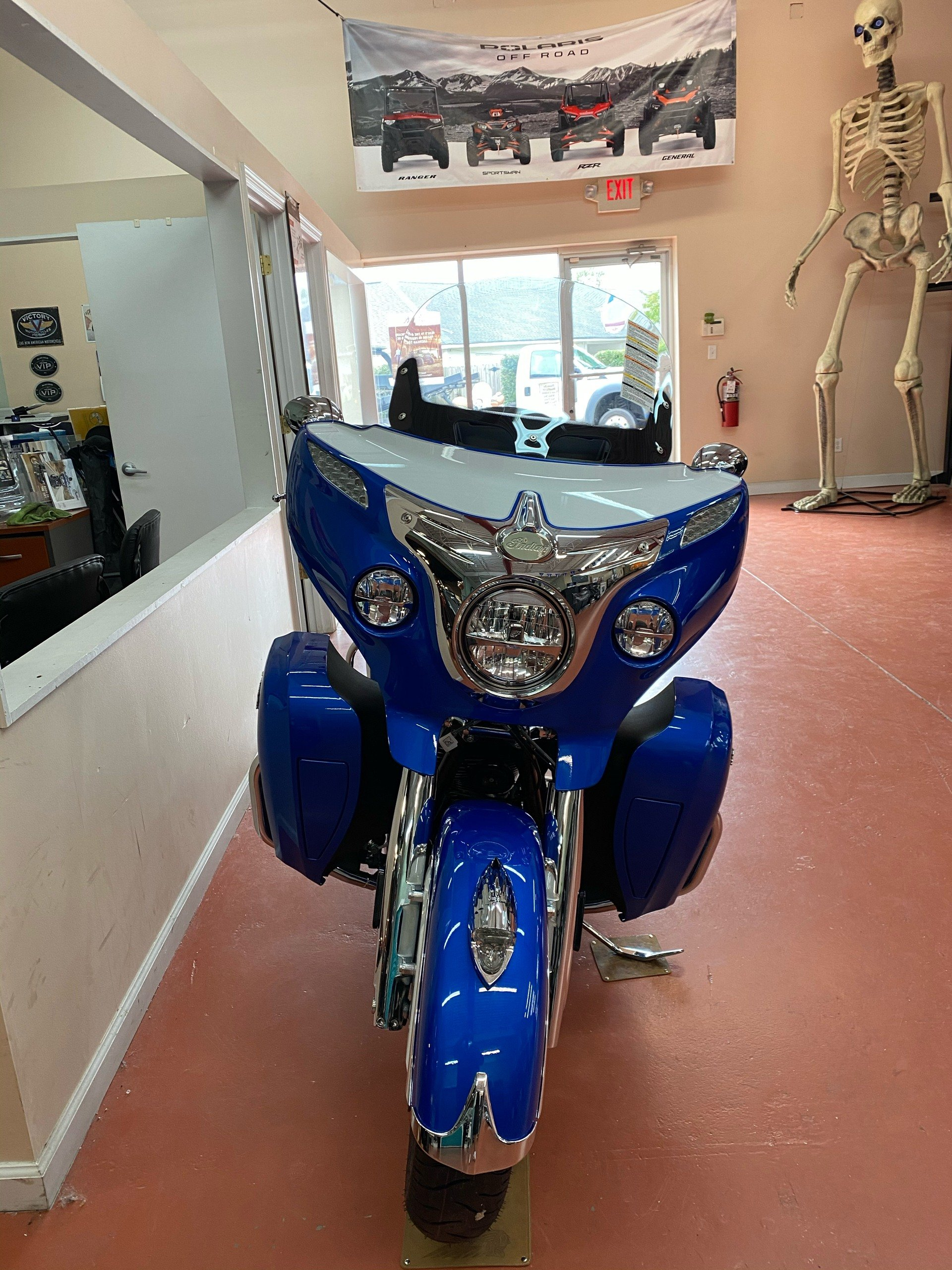 2020 Indian Roadmaster® Icon Series in Chesapeake, Virginia - Photo 3