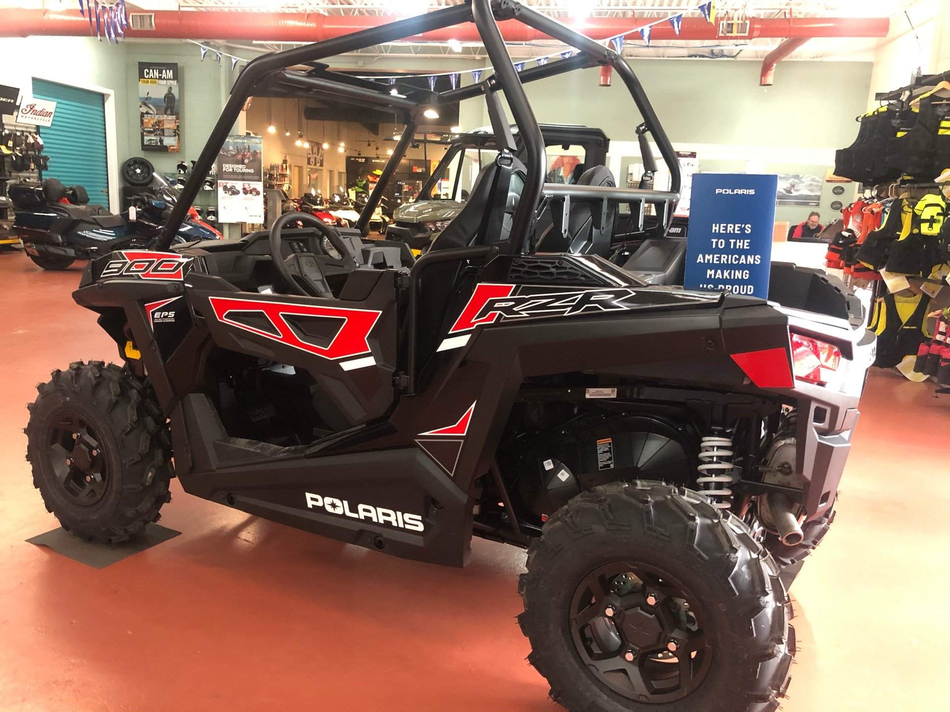 2020 Polaris RZR 900 Premium in Chesapeake, Virginia - Photo 2