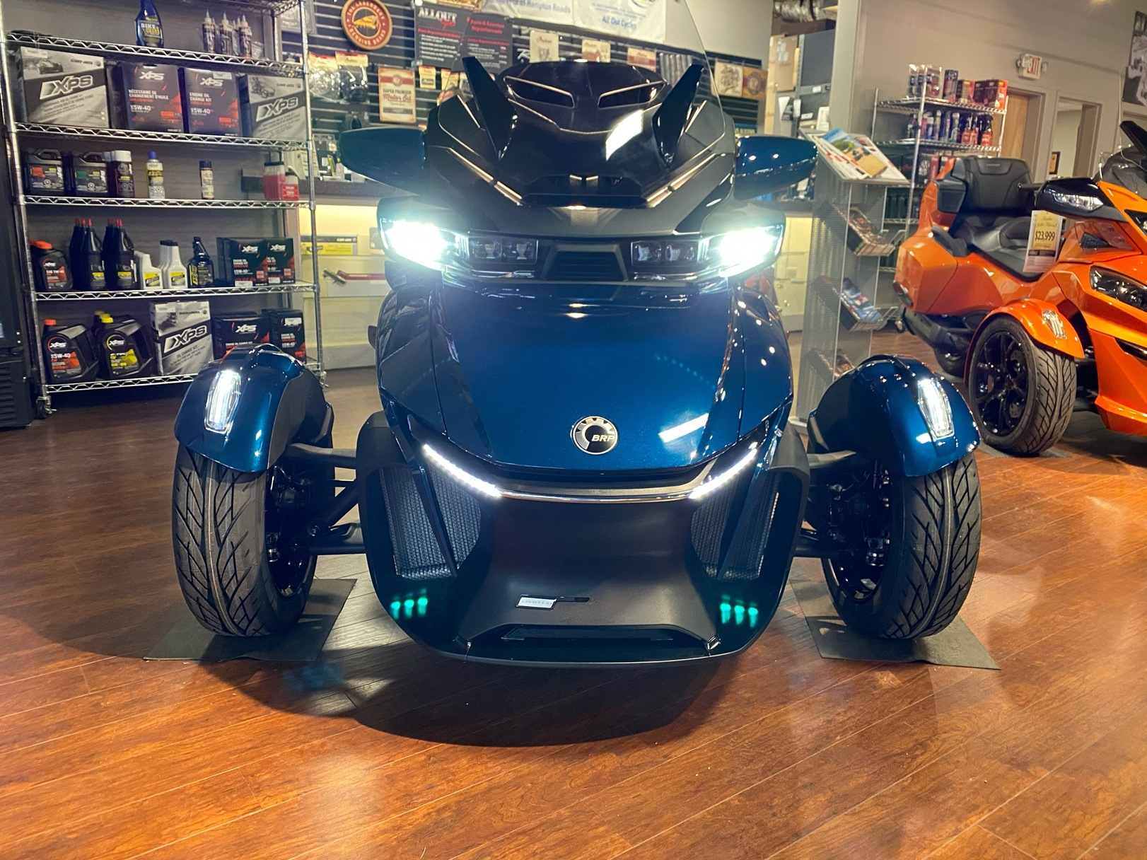 2020 Can-Am Spyder RT Limited in Chesapeake, Virginia - Photo 6