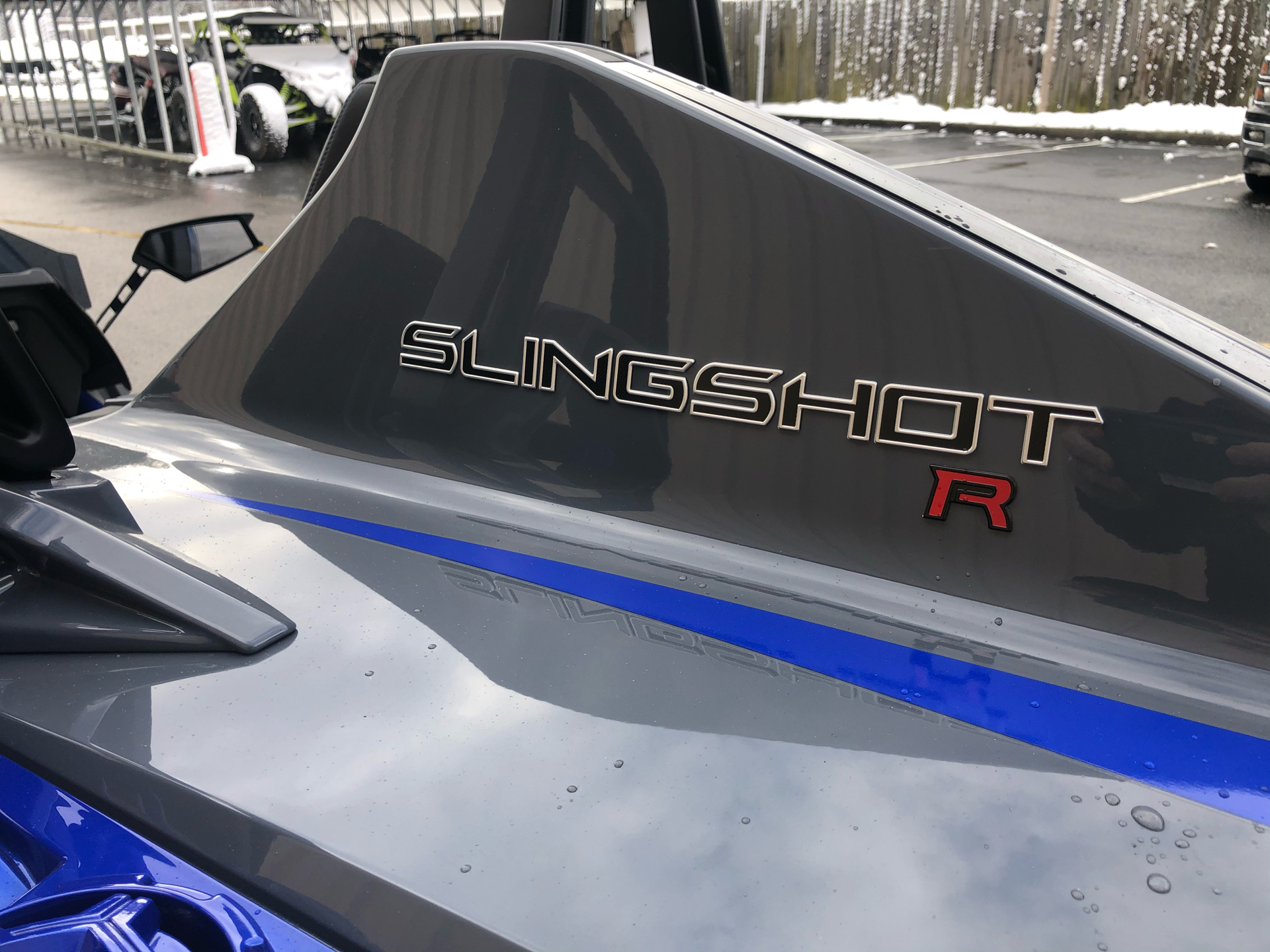2021 Slingshot Slingshot R AutoDrive in Chesapeake, Virginia - Photo 8
