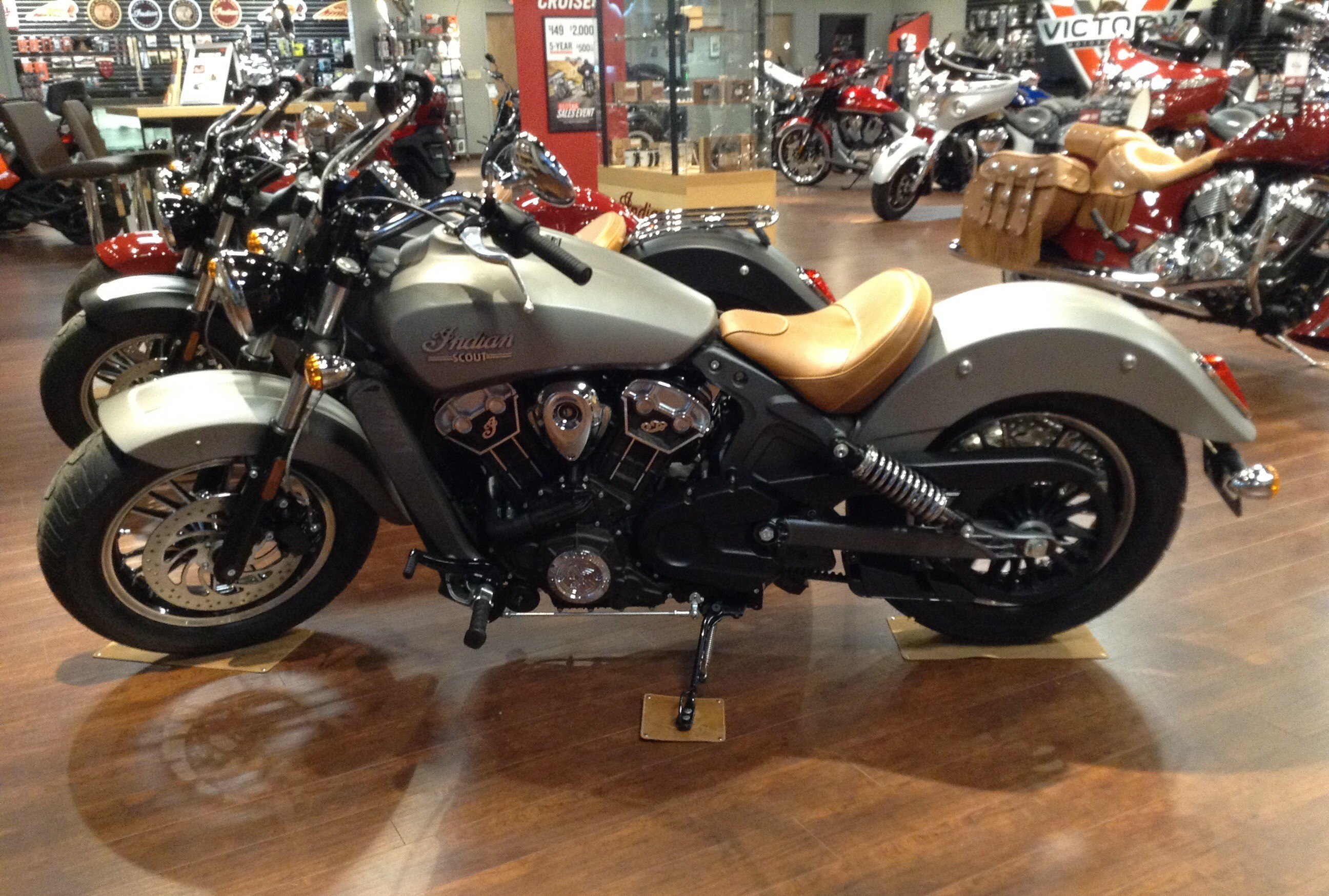 2016 Indian Scout 1