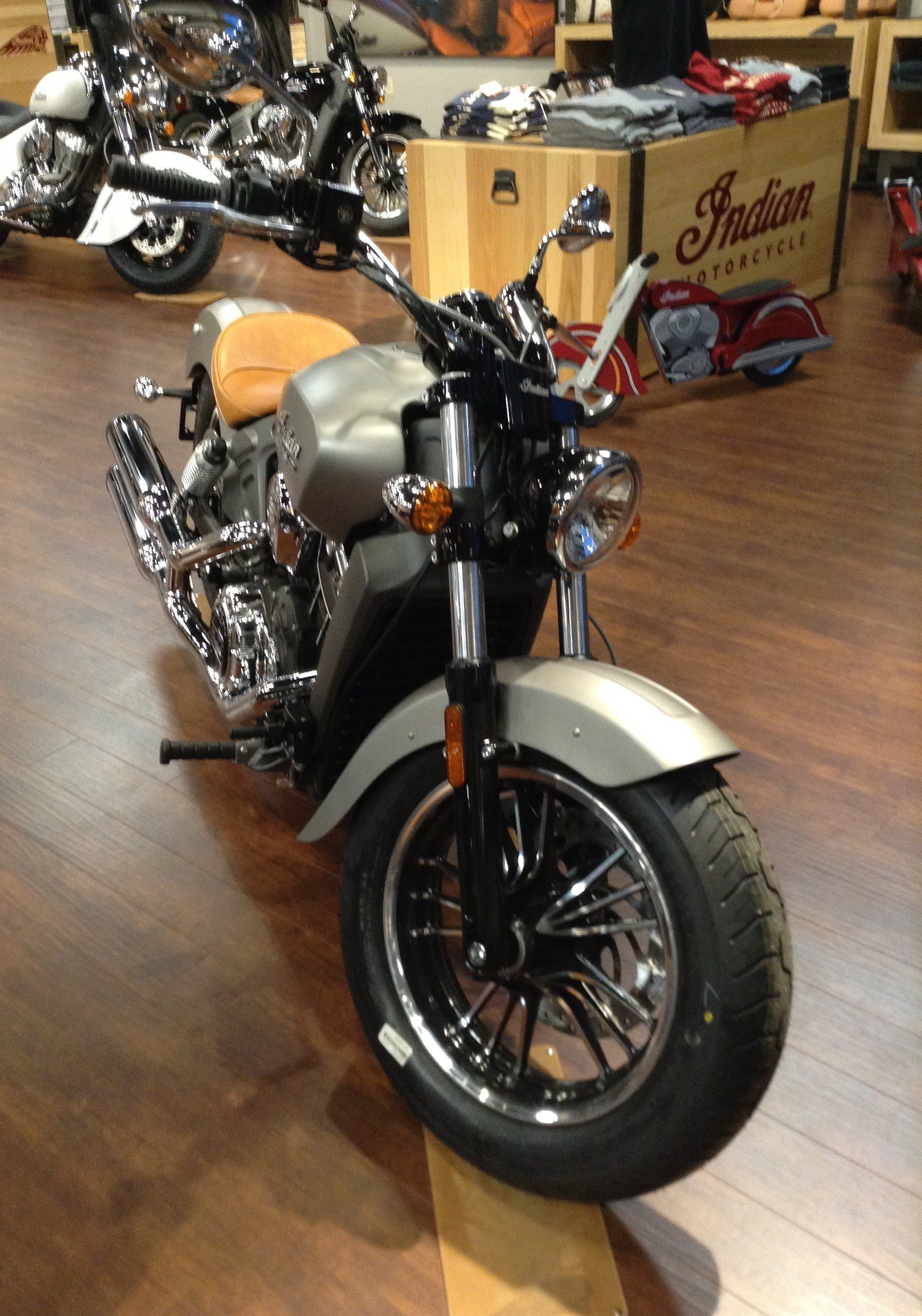2016 Indian Scout 2