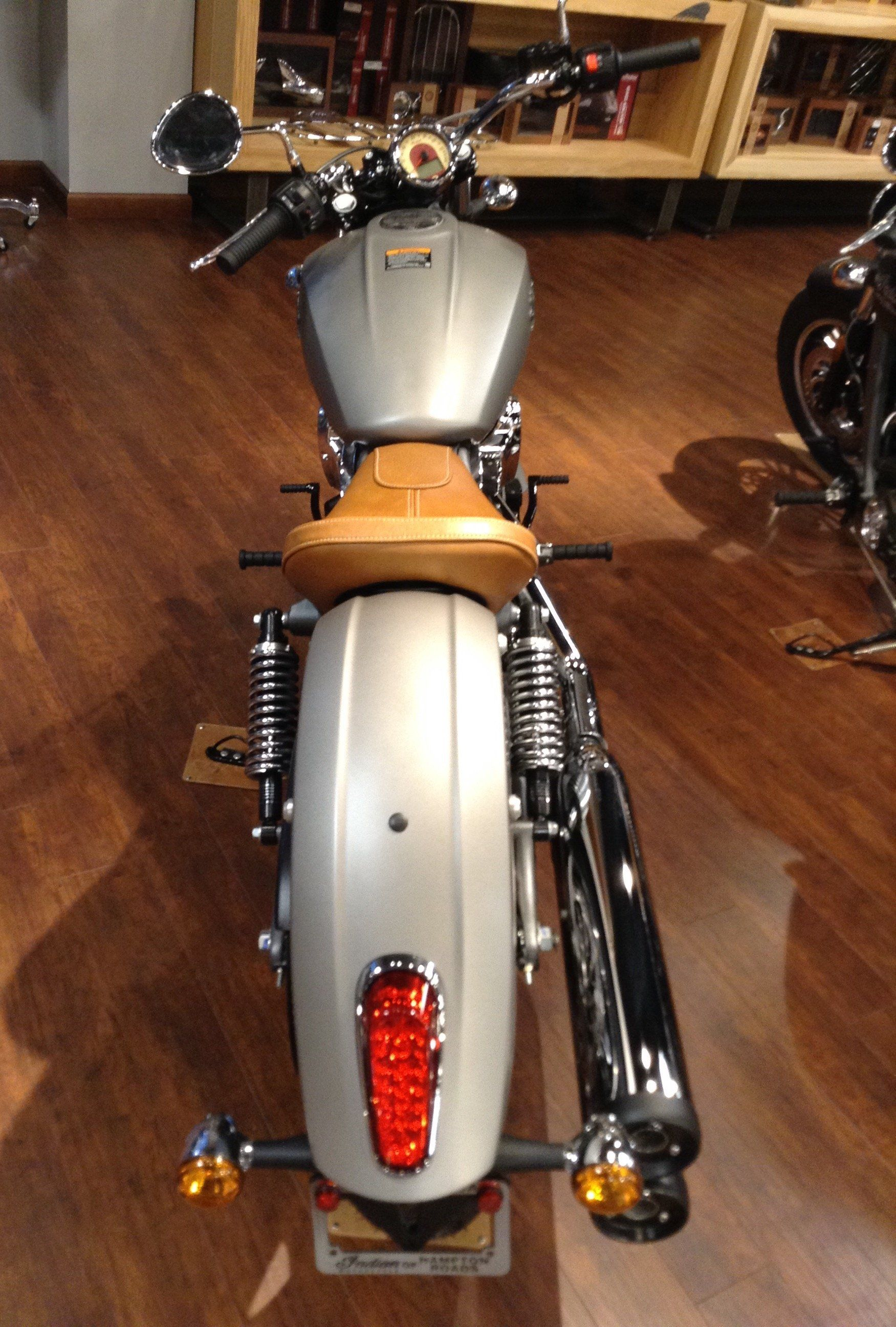 2016 Indian Scout 3