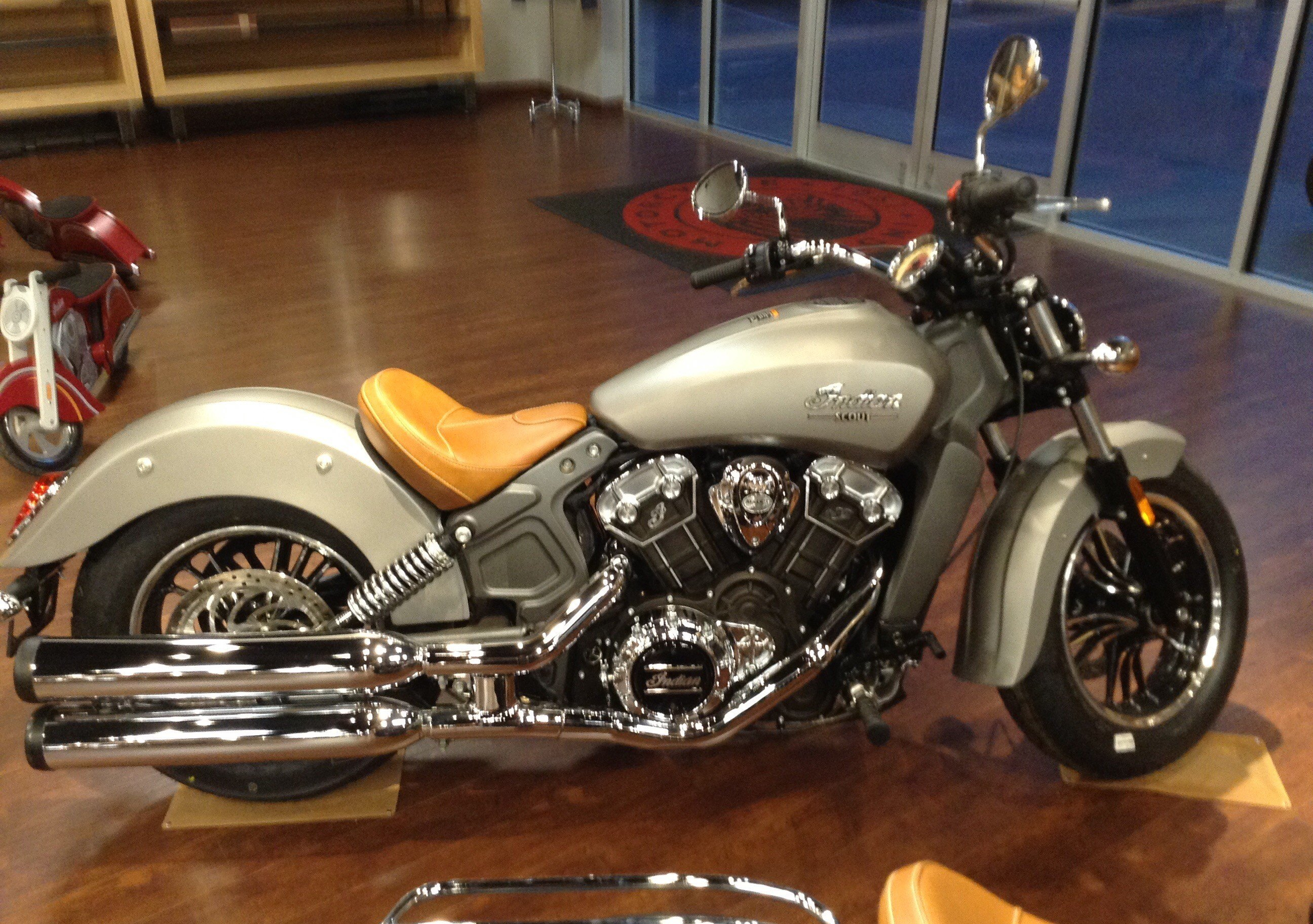 2016 Indian Scout 4