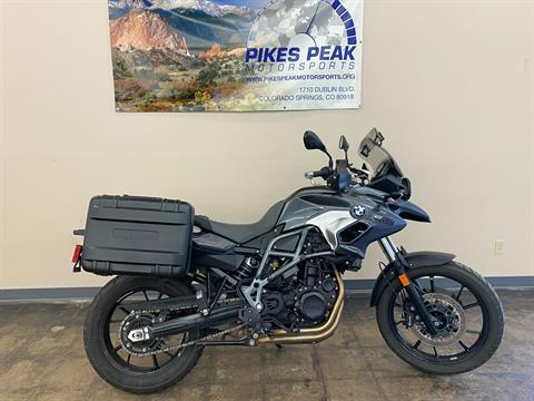 2016 BMW F 700 GS in Colorado Springs, Colorado - Photo 1