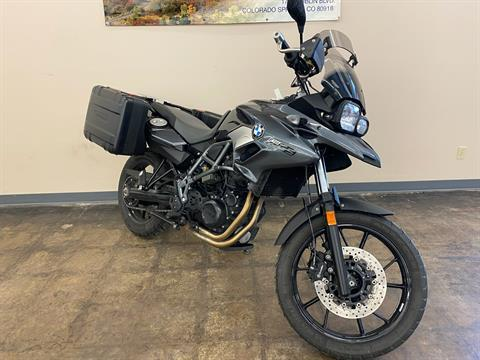 2016 BMW F 700 GS in Colorado Springs, Colorado - Photo 2