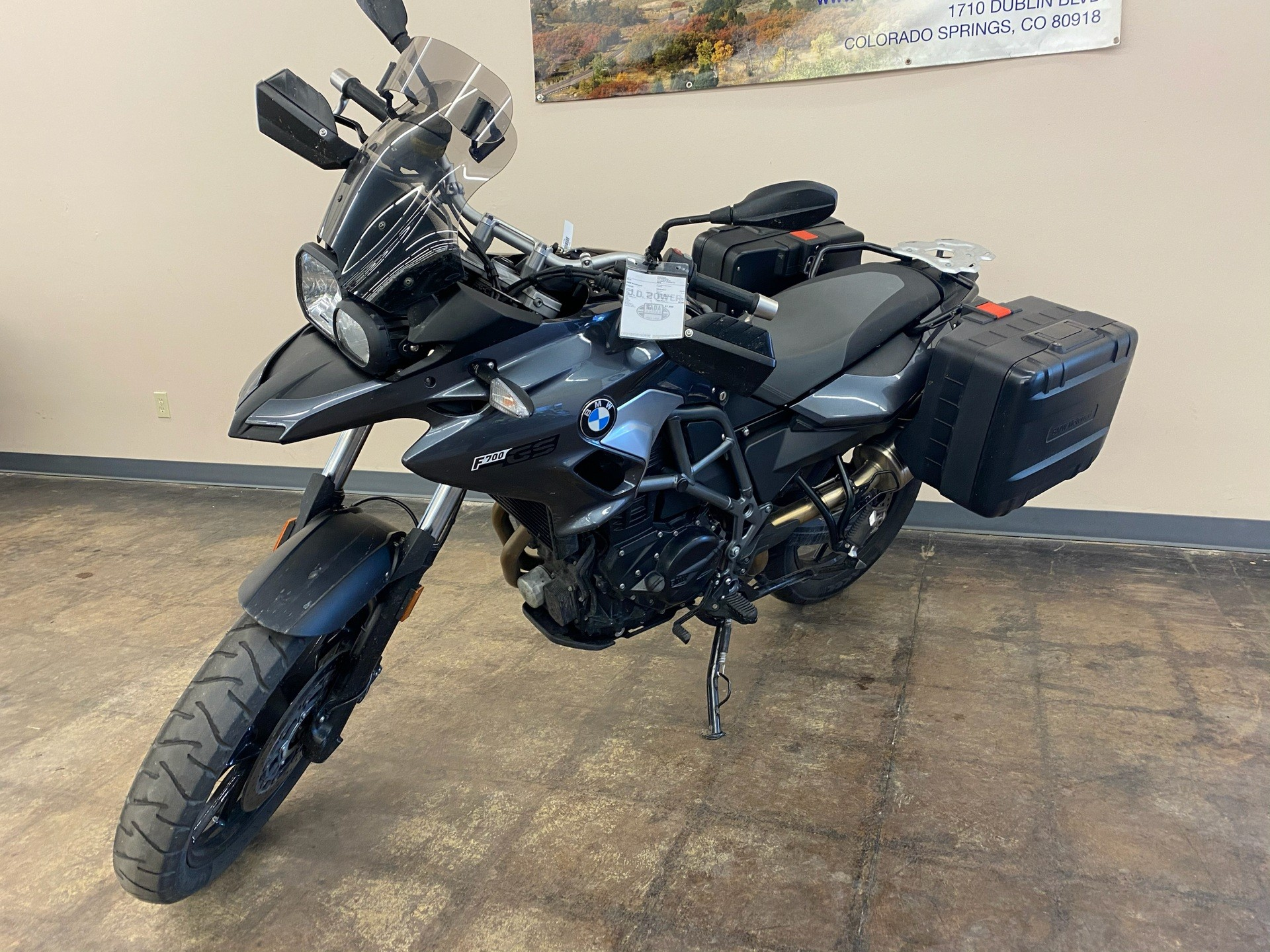 2016 BMW F 700 GS in Colorado Springs, Colorado - Photo 3