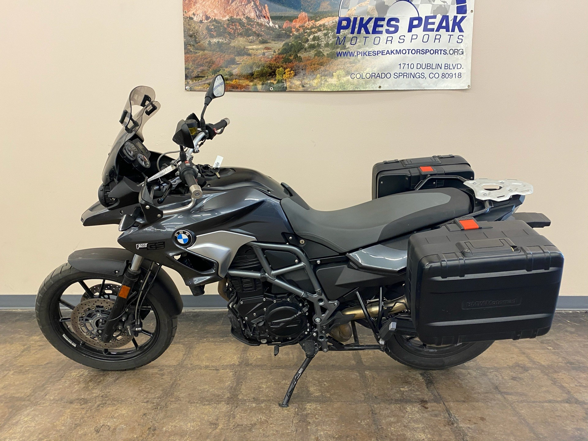 2016 BMW F 700 GS in Colorado Springs, Colorado - Photo 4