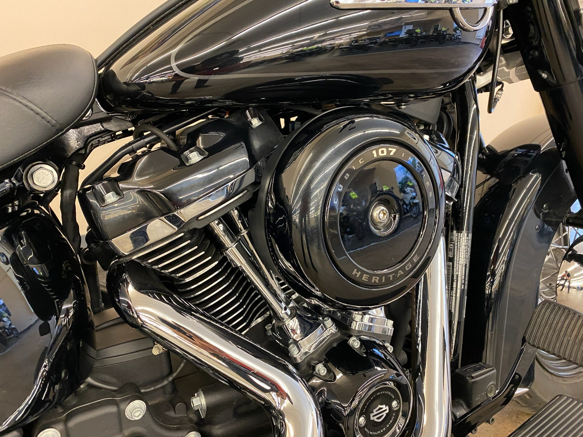 2019 Harley-Davidson Heritage Classic 107 in Colorado Springs, Colorado - Photo 2