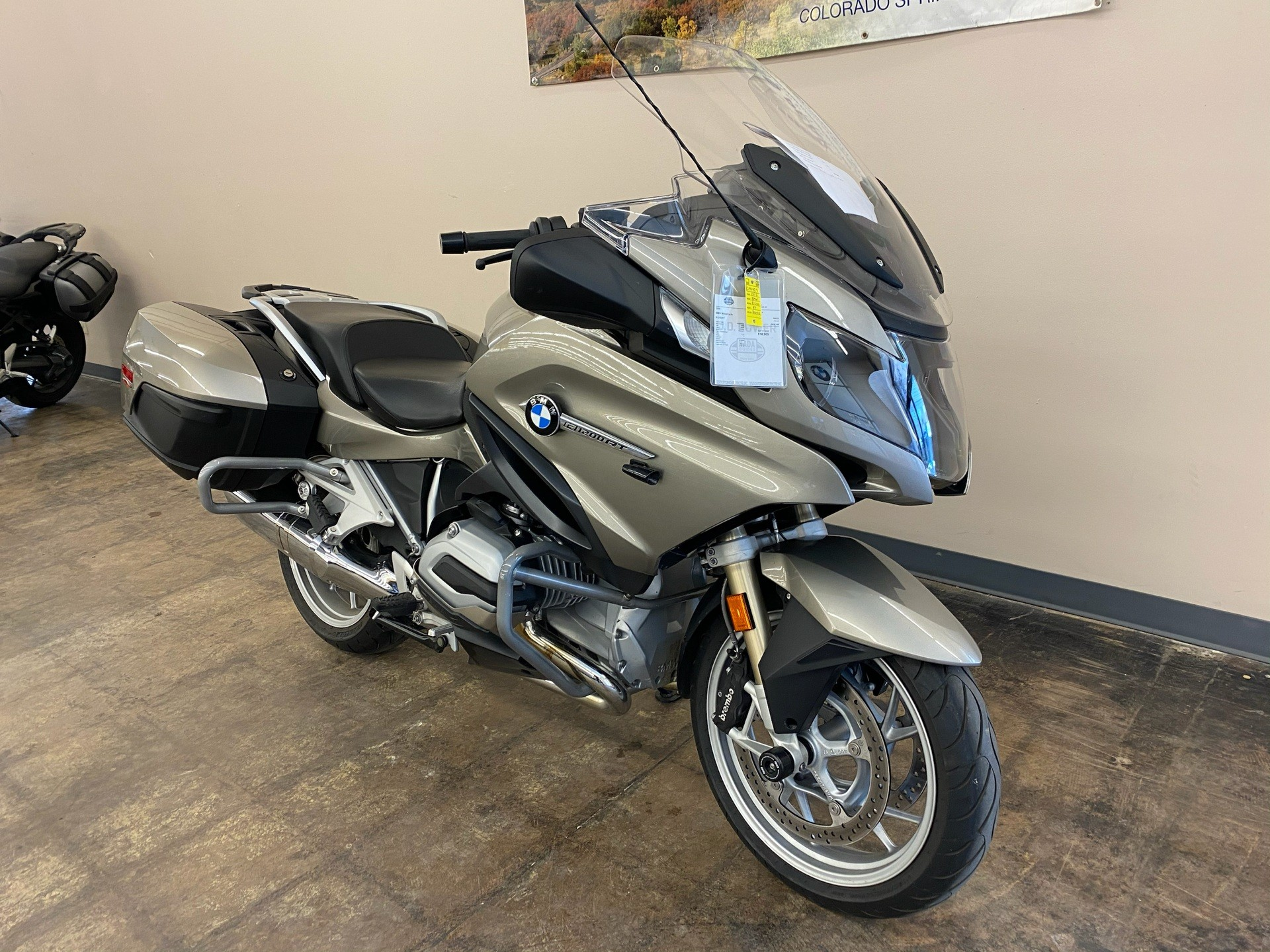2016 BMW R 1200 RT in Colorado Springs, Colorado - Photo 2