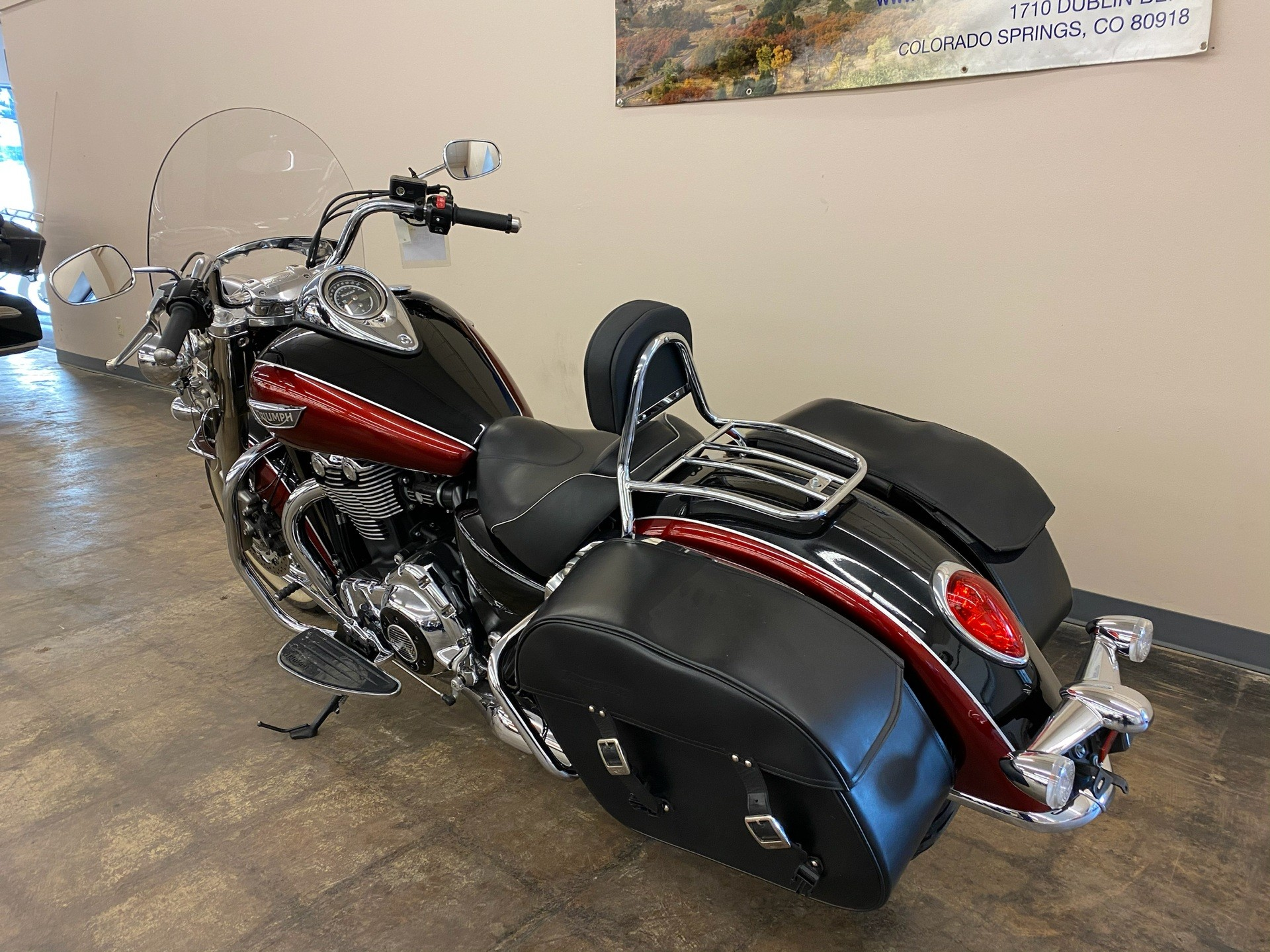 2014 Triumph Thunderbird LT in Colorado Springs, Colorado - Photo 4