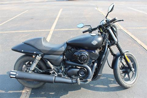 2015 Harley-Davidson Street™ 500 in Colorado Springs, Colorado - Photo 1