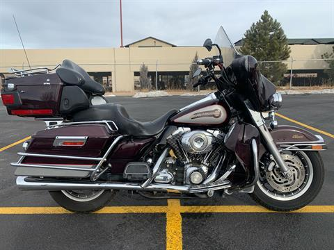 2007 Harley-Davidson FLHTC Electra Glide® Classic in Colorado Springs, Colorado - Photo 1
